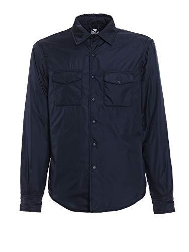 ASPESI Luxury Fashion Uomo I029796196101 Blu Giacca Outerwear | Stagione Permanente