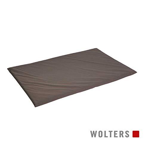 WOLTERS to-Go Reise Pad versch. Größen und Farben, Größe:Gr. XL 100 x 65 cm, Farbe:Dark-Grey
