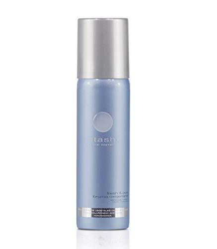 Atashi Fresh & Pure - Bruma Oxigenante Matificante | Refresca, Hidrata y Calma | Absorbe el Exceso de Sebo | Minimiza los Poros y el Acné | Niacinamida | Ácido Hialurónico Acetilado - 60ml