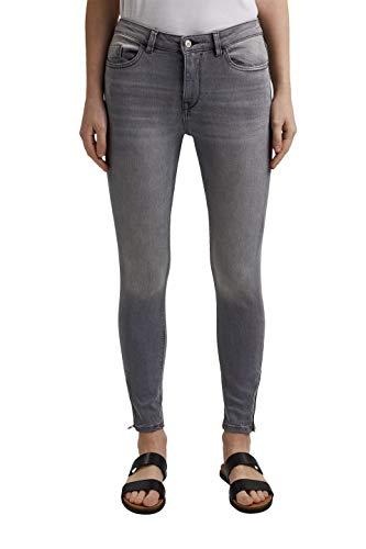 ESPRIT Damen 041EE1B327 Jeans, 922/GREY MEDIUM WASH, 28W / 28L