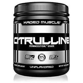 Citrulina 200g 100 Doses Kaged Muscle Import Eua Original