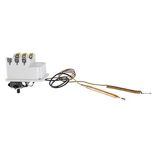 Cotherm - Thermostat für Heißwasserbereiter - Typ BSPD Modell mit 2 Fühlern - : KBSDP00807