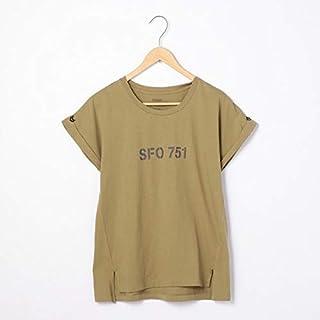 コーエン(レディース)(coen) ドルマンスリーブポイント刺繍Tシャツ