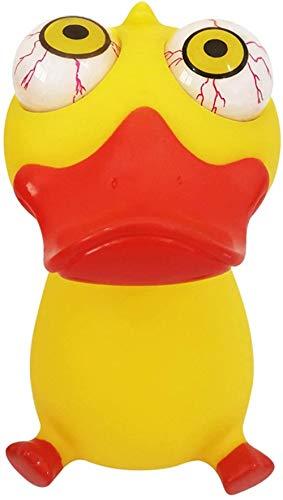 Unzip Toys Artefacto de descompresión Douyin Students Tricky Toy Dolls Pinch Pop-Eye Duck Divertidos accesorios de descompresión de ventilación para adultos Alivia la ansiedad Juguetes para niños y ad