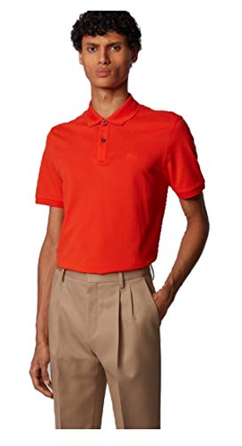 Photo of Polo Pallas Regular Fit Two Buttons – Orange – – XL