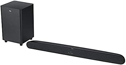 TCL Alto 6+ 2.1 Channel Dolby Audio Sound Bar with Wireless Subwoofer, Bluetooth – TS6110, 240W, 31.5-inch, Black