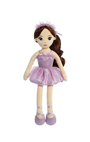 Aurora World Ballerina Doll Ava Plush