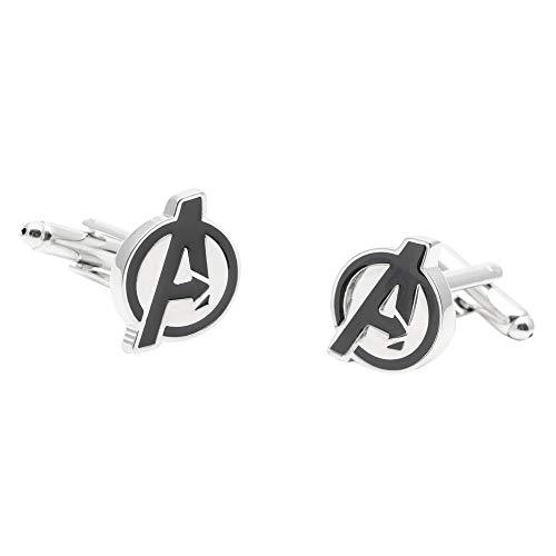 FunkyCufflinks Avengers A Novelty Manschettenknöpfe mit Geschenkdose…