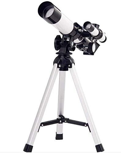 LFDHSF Telescopio astronómico refractivo, Monoculares HD Telescopio de refracción Año Nuevo Regalo de cumpleaños