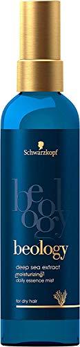 3x Schwarzkopf beology Feuchtigkeit Sprühessenz für trockenes Haar je 150ml