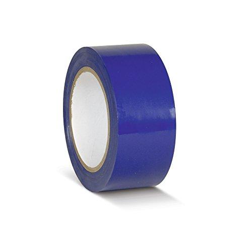 Bodenmarkierungsklebeband Standard blau 50mm x 33m
