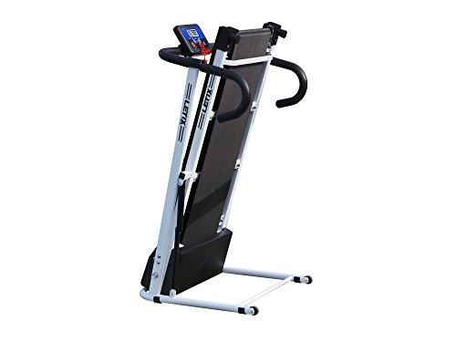Motorisiertes Laufband 500W  LCD-Display Bild 2*