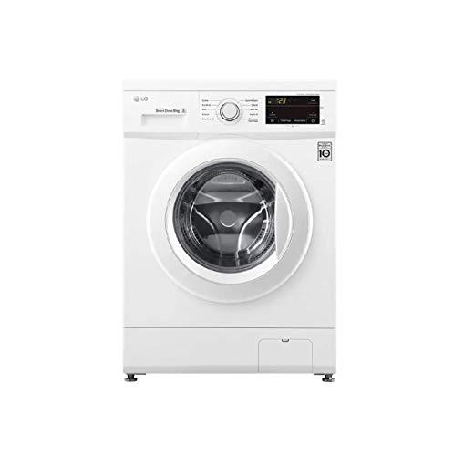 LG F4J3TN3WE lavatrice Libera installazione Caricamento frontale 8 kg 1400 Giri/