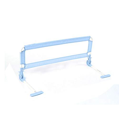 Barrières MAHZONG Protection de Protection Contre Les Chutes de la sécurité pour Les Enfants - 100cm, 150cm, 180cm (Couleur : Bleu, Taille : L-180cm)