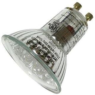 Sylvania 78565 - LED1PAR16/GU10/627/NFL2/RP Flood LED Light Bulb