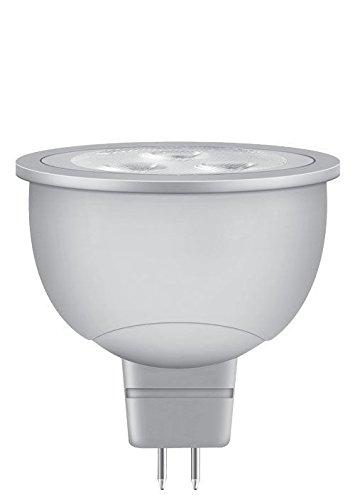 OSRAM LED Reflektor MR16 5 Watt (35 W-Ersatz), A, GU 5,3 36 Grad, warmweiß, dimmbar