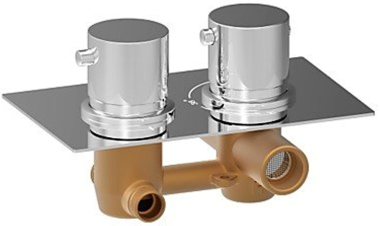 Axiba American Standard - Zeitgenssisch - Thermostatische - Messing ( Chrom )