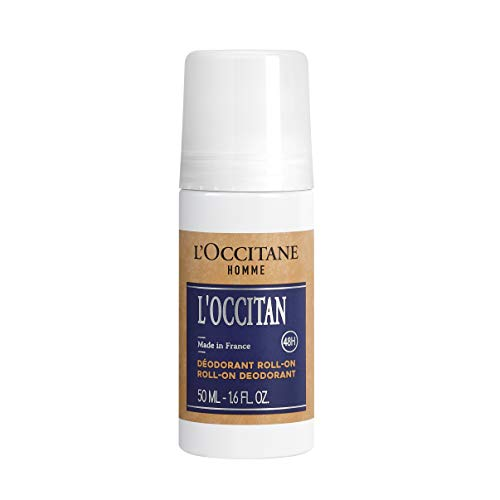 L'Occitan - Desodorante en roll-on para hombre, 50 ml