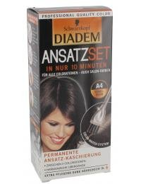 Schwarzkopf Diadem Ansatz-Set Stufe 3, 24 Dunkelbraun