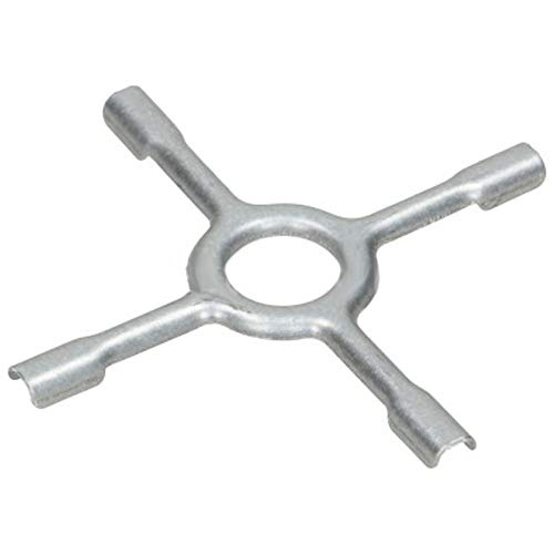 Spares2go kleiner Pfannen-Adapter für Kaffeekanne, Reduzierer für Hotpoint Ofen, Herd, Gasherd, Herd