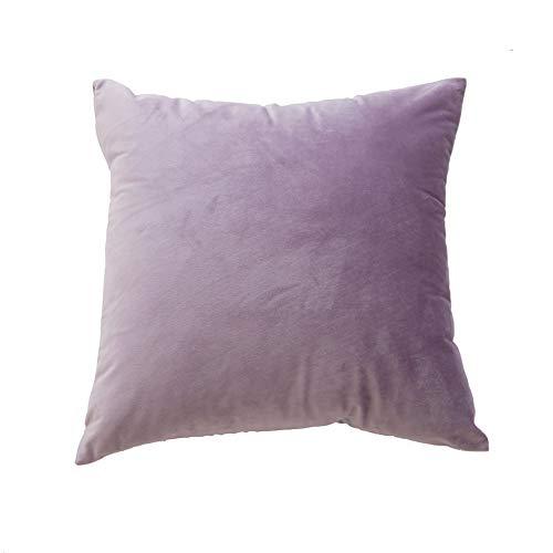 UYSDF Fashion Pillowcase 45 * 45 cm,Velvet Pillow Sofa Waist Throw Cushion Cover Home Decor Cushion Cover Case
