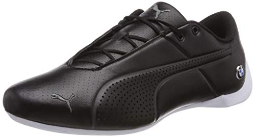 Puma Unisex-Erwachsene BMW MMS Future Cat Ultra Sneaker, Schwarz (Puma Black-Puma White-Gray Violet), 45 EU