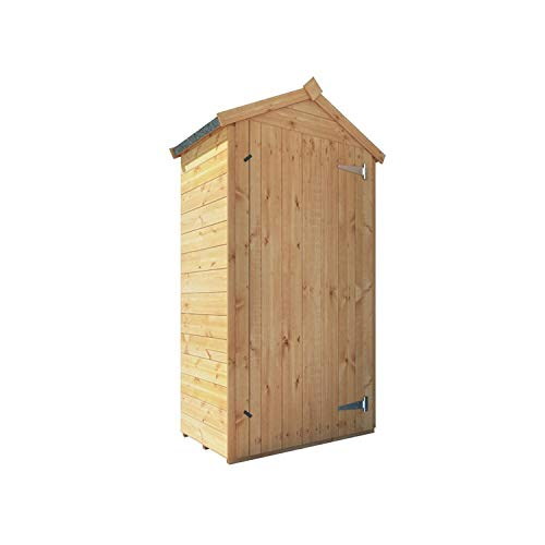BillyOh 3x2 Tongue and Groove Sentry Wooden Garden Storage (Tall)