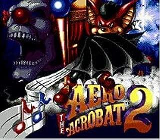 Value★Smart★Toys - Aero The Acrobat 2 16 bit MD Game Card for Sega Mega Drive for Genesis