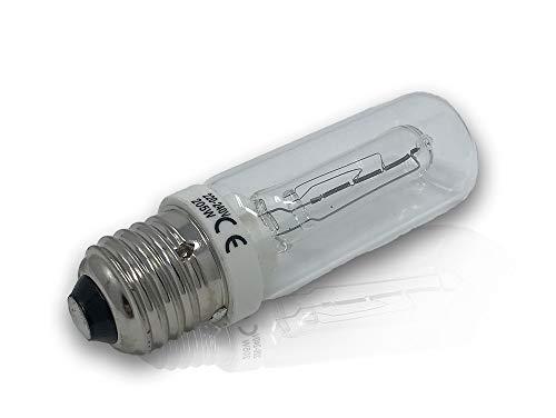 E27 Halogenlampe Ceramik 205W 230 Volt Klar Ersetzt 64404