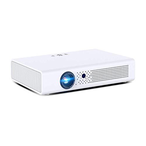 SHUNFENG-EU Proyector, 300 Pulgadas Full HD 1080P 3D 4K Smart WiFi Android Inicio Juego LED DLP Mini proyector