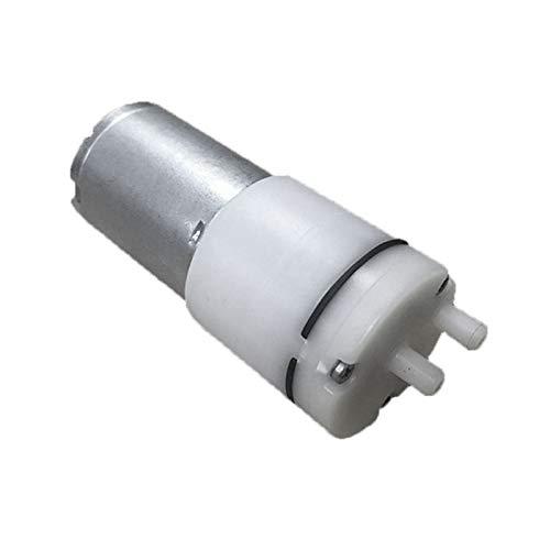 WNJ-TOOL, 1 stück dc12v 370 Elektrische Micro-Membran Vakuumluftpumpe Mini Booster DIY Ersatz (Farbe : 12V, Größe : B)
