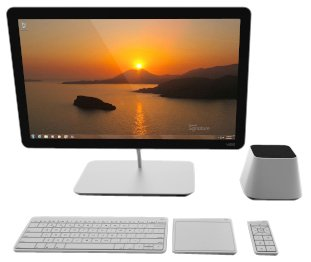 VIZIO All-in-One CA24-A2 24-Inch Desktop