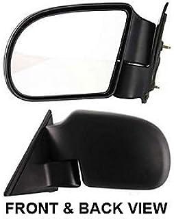99-04 Chevrolet S10 Pickup   98-05 Blazer Driver Side Mirror Replacement Heat