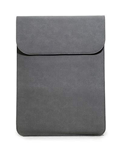 "Funda para New iPad Air (3rd Generation) 10.5"" 2019/iPad Pro 10.5 2017 - Ultra Slim Función de Soporte Protectora Plegable Smart Cover Trasera Durable,Gris Oscuro,Huawei M6 10.8"" (20.5X27.2 cm)"