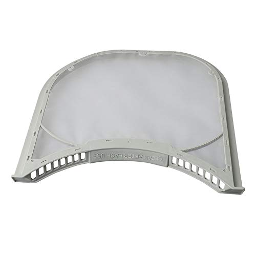 Sostituzione del filtro dello schermo della trappola della lanugine dell'essiccatore di plastica 5231EL1003B per LG CDE3379WD