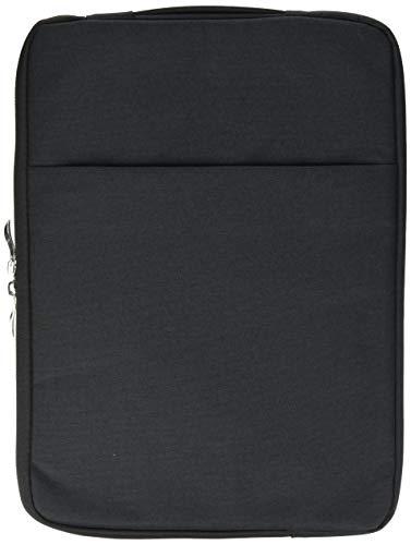 Beschermhoes met jeans-effect, 13 inch (33 cm) voor Asus VivoBook, zwart