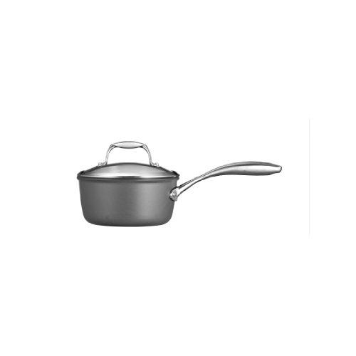 *Heavy-Bottomed Saucepan