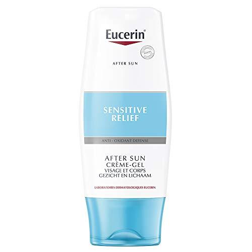 Eucerin Sun Sensitive Relief After Sun Crème-Gel Cremegel Nach dem Sonnen 150ml