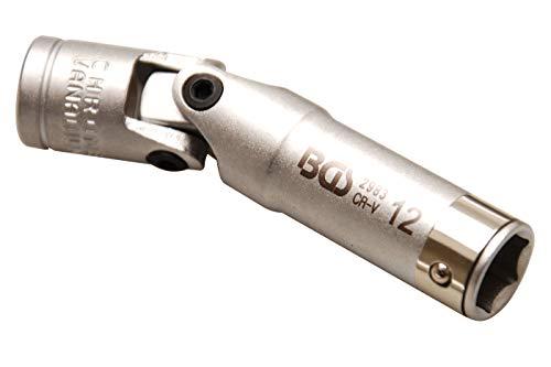 "BGS 2983 | Llave de vaso para calentadores articulada hexagonal | entrada 10 mm (3/8\"") | 12 mm"