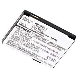 Replacement For Novatel Wireless Mifi 2200 Battery By Technical Precision