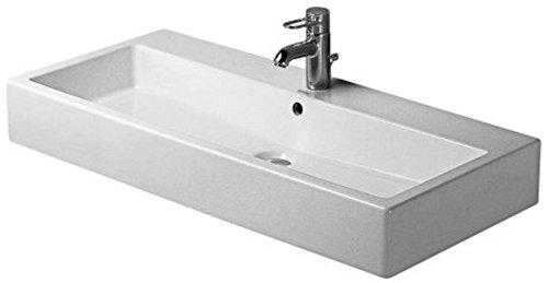 Duravit Waschbecken Vero Breite 100cm weiß WonderGliss 4541000601