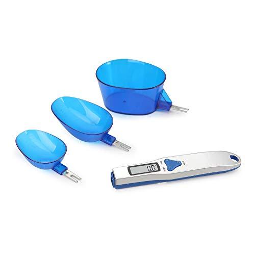 N\C Kitchen Electronic Key Scale 0.1g Mini Electronic Scale 500g Portable Household Kitchen Scale Handheld Scale Baked Food Mini Plastic Household Scale