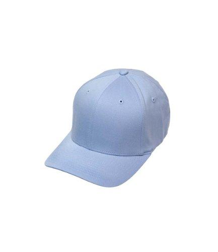 Flexfit Cap blanko, Größe:youth, Farbe:carolina