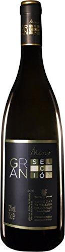 Mioro Gran Selección - Vino Blanco D.O. Condado de Huelva - Variedad Zalema y Moscatel - 3 botellas de 0,75L
