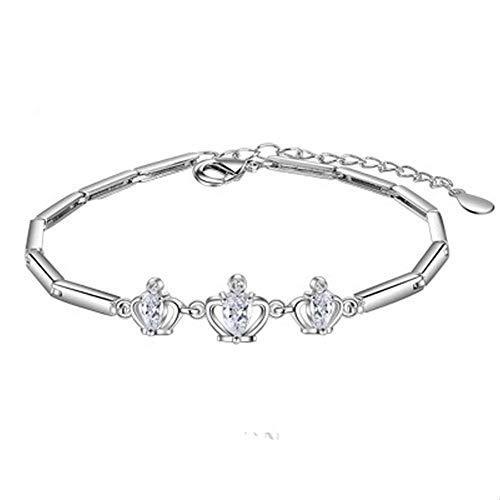 Cadeaux d'anniversaire beau bracelet réglable de mode #35