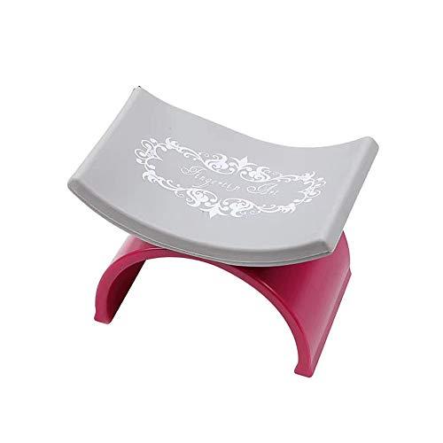 Manucure Main Oreiller, Anself Support de coussin d'oreiller à main pour repose-bras pour ongles support d'oreiller accessoires d'art d'ongle outil professionnel de Salon de manucure