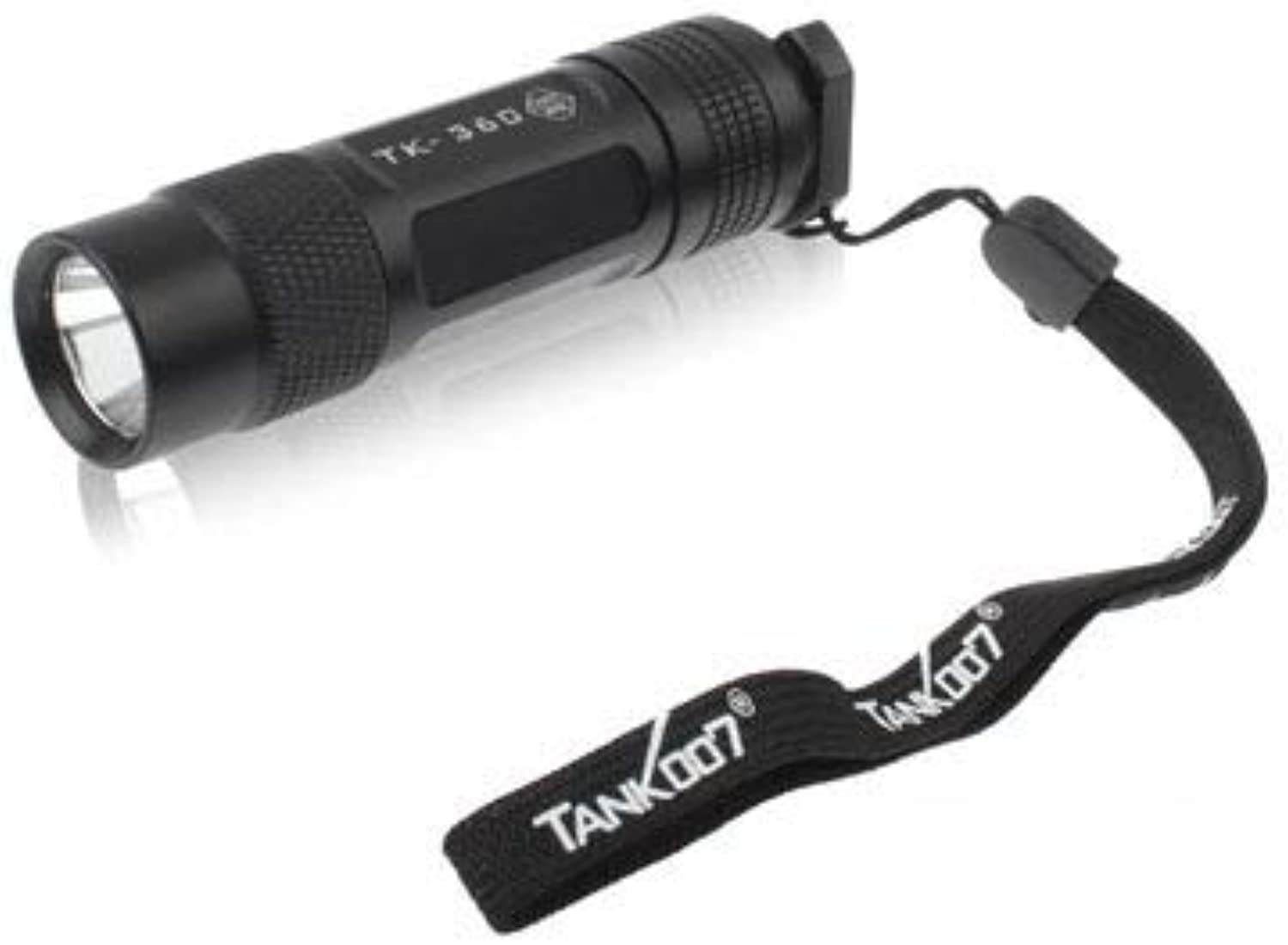 Portable Sturdy Durable Tank007 TK360 XRE Q5 CREE 5Mode 160lm Flashlight Easy to use