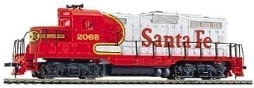 WALTHERS Spur H0 - Diesellok GP9M SANTA FE