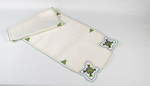 Table Runner in a Celtic Cross Design