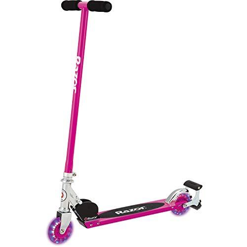 Razor S Spark Sport Kick Scooter  Pink